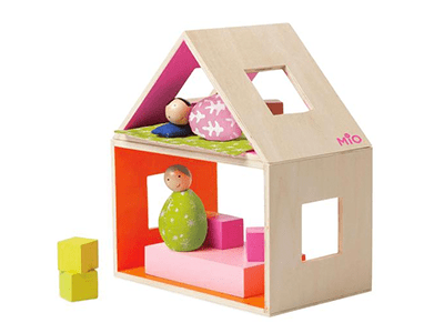 MiO Collection by Manhattan Toy – MiO Sleeping + 2 People set