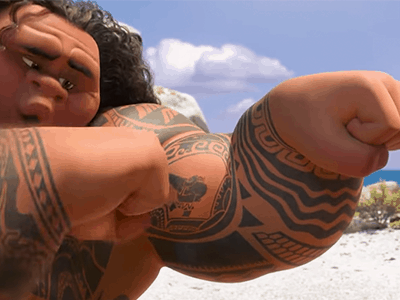 "New Full ""You're Welcome"" Sequence from Moana"