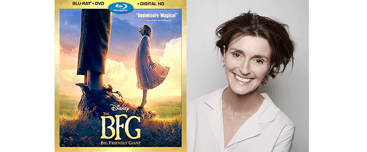 Interview With Lucy Dahl And The Bfg Whisky Sunshine