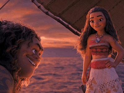 Spoiler-Free Moana Review