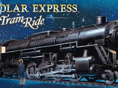 We Rode the Polar Express Train Ride – 2016