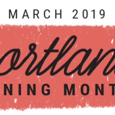 March is Portland Dining Month