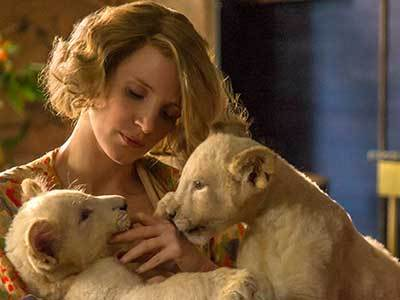 Exclusive Interview with Jessica Chastain and Niki Caro – The Zookeeper's Wife