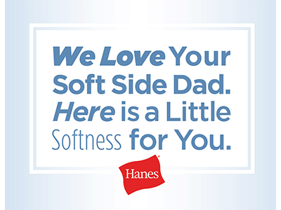 Hanes Father's Day Giveaway