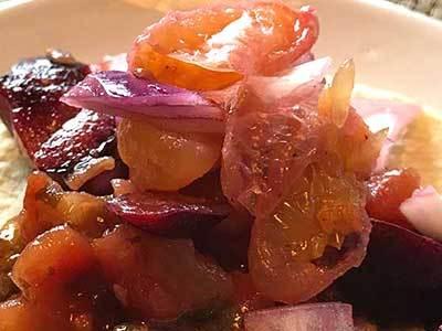 Duck Tacos – Duck Confit Tacos with Orange Cherry Salsa