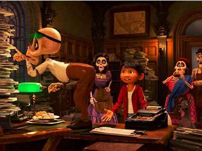 Win VIP Screening Tickets to See Disney • Pixar COCO in Portland