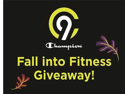 Let C9 Champion Help You Get Your Fall Fitness On