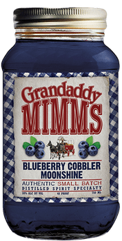 grandaddy mimms blueberry moonshine