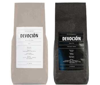 devocion coffee