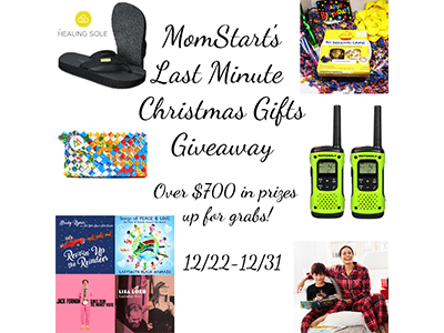 Last Minute Christmas Gifts Giveaway