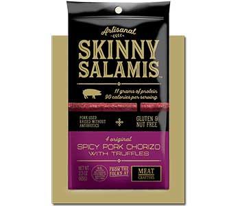 skinny salamis