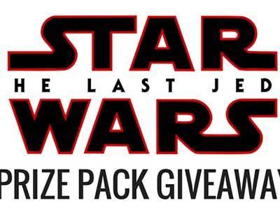 Star Wars The Last Jedi $300 Giveaway