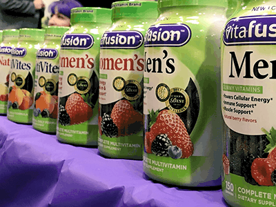Vitafusion Supports US Jobs with Two Washington State Manufacturing Plants