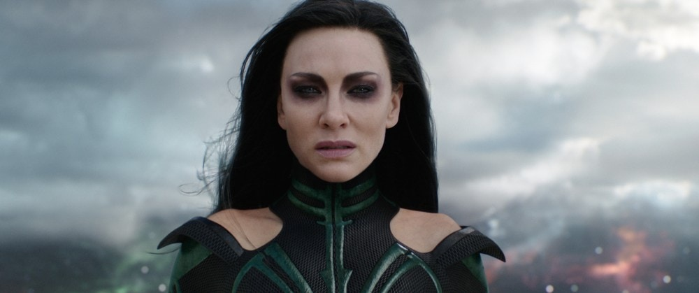 Villain Hotties of the MCU Hela