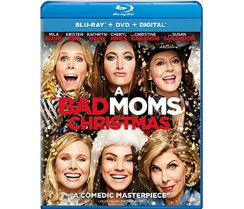 A Bad Mom's Christmas At-Home Movie Night