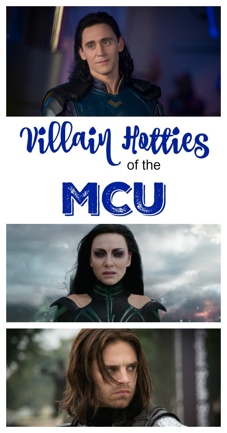 villain hotties of the MCU