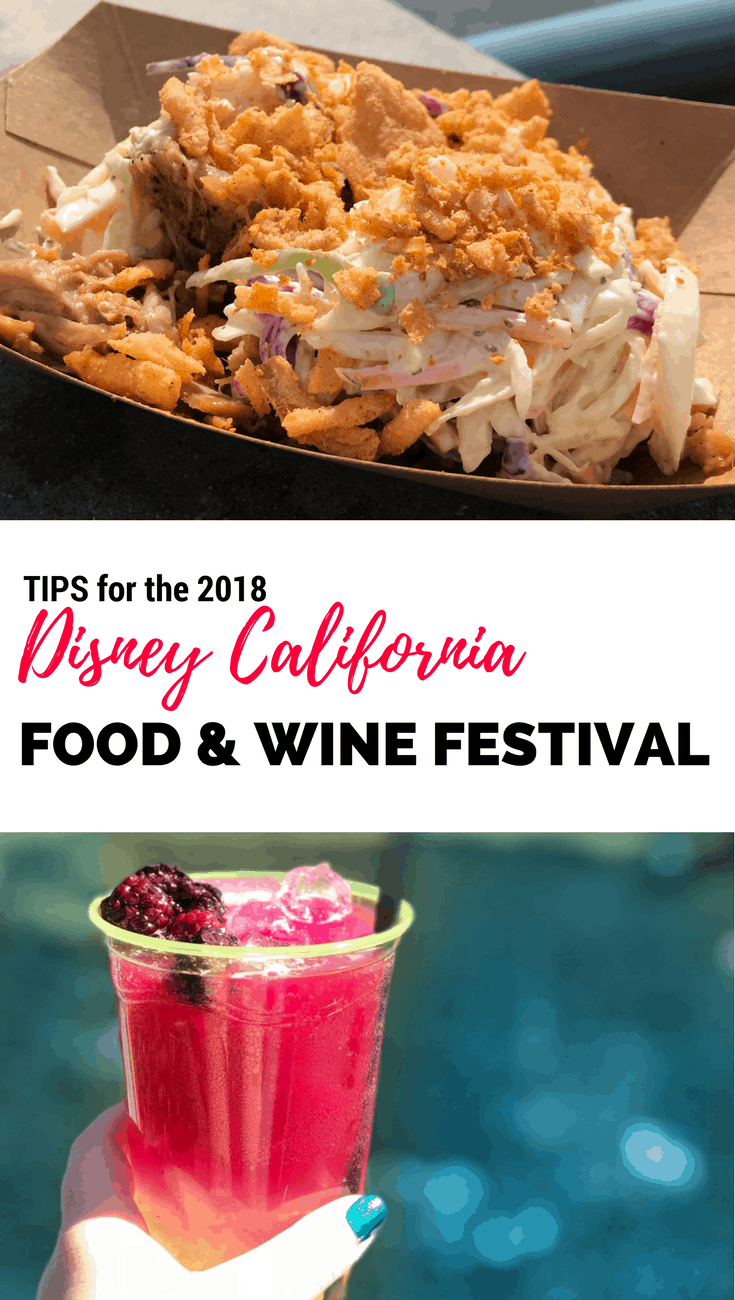 Best of 2018 Disney California Food and Wine Festival