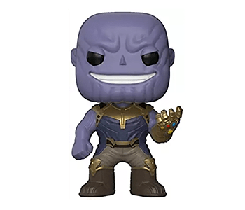 Funko Pop Marvel: Avengers Infinity War-Thanos Collectible Figure