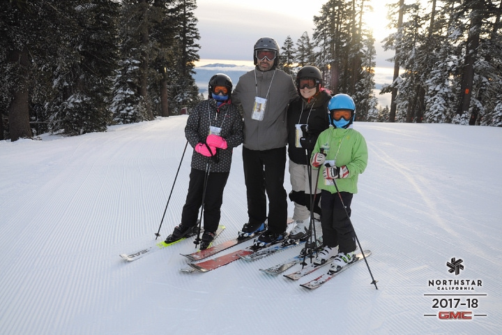 Experience Northstar California Resort First Tracks Program