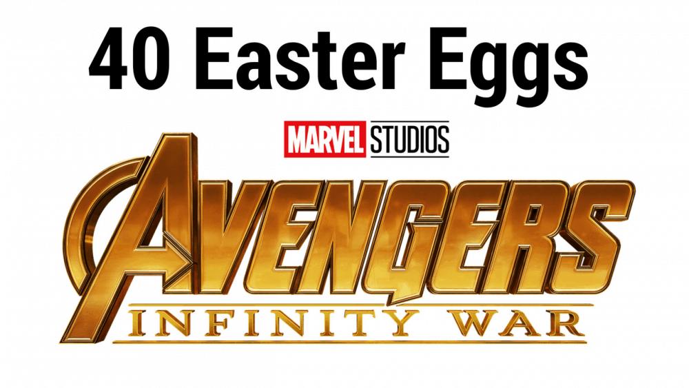 40 Easter Eggs