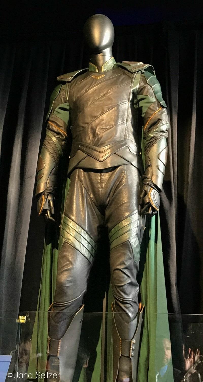Avengers Infinity War Loki Costume