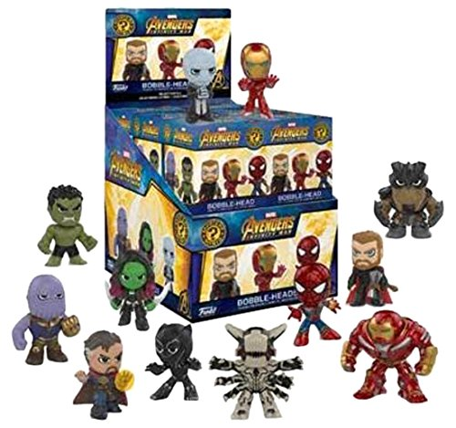 Funko Mystery Minis Marvel- Avengers Infinity War (One Mystery Figure)