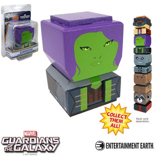 Guardians of the Galaxy Gamora Tiki Tiki Totem