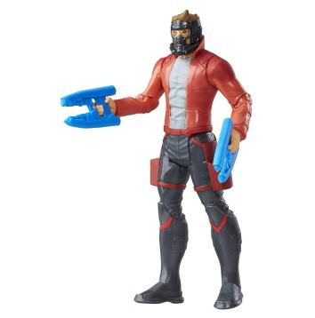 Avengers Infinity War Movie Shopping Guide 6 inch Srar-lord