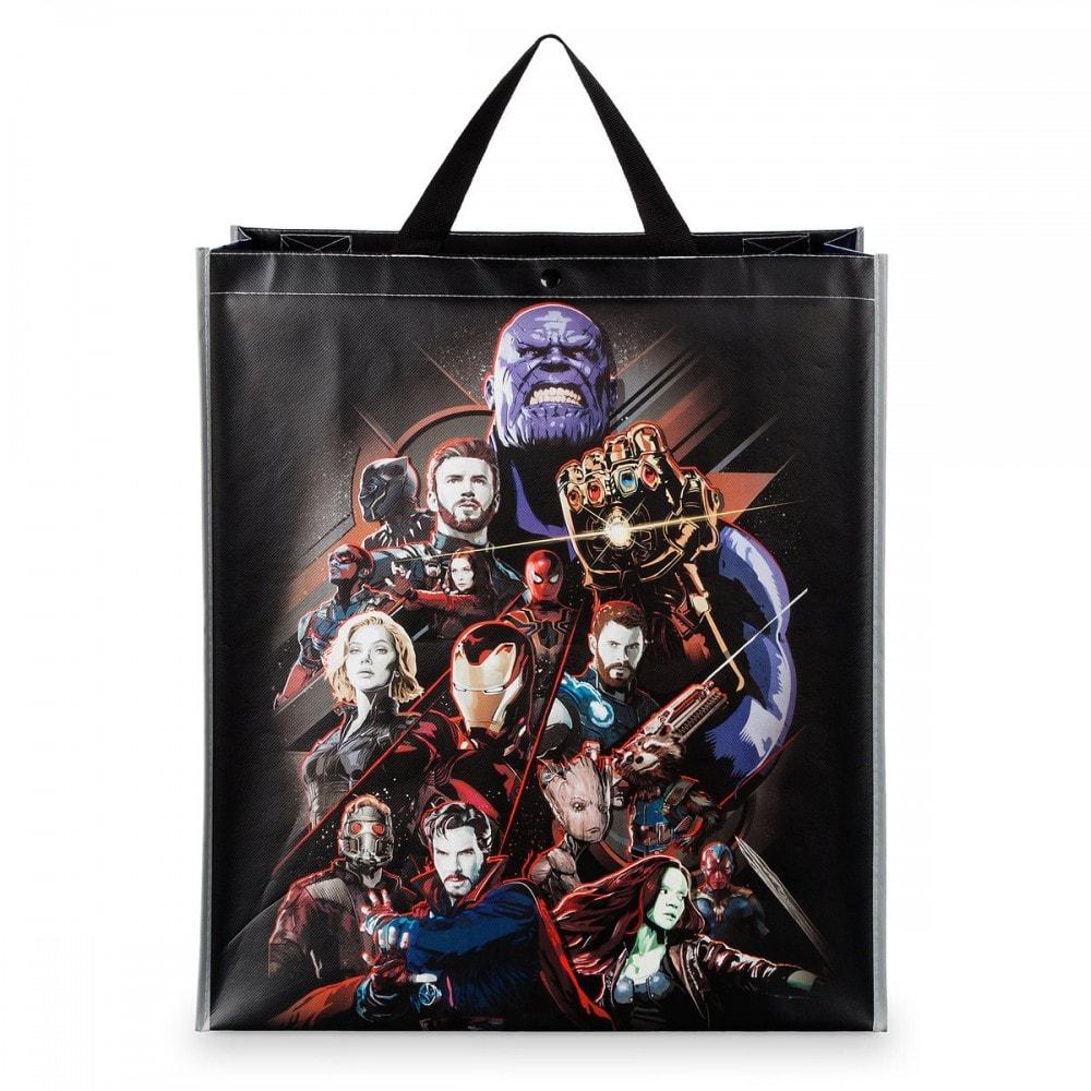 Marvel's Avengers- Infinity War Reusable Tote Bag Backpack
