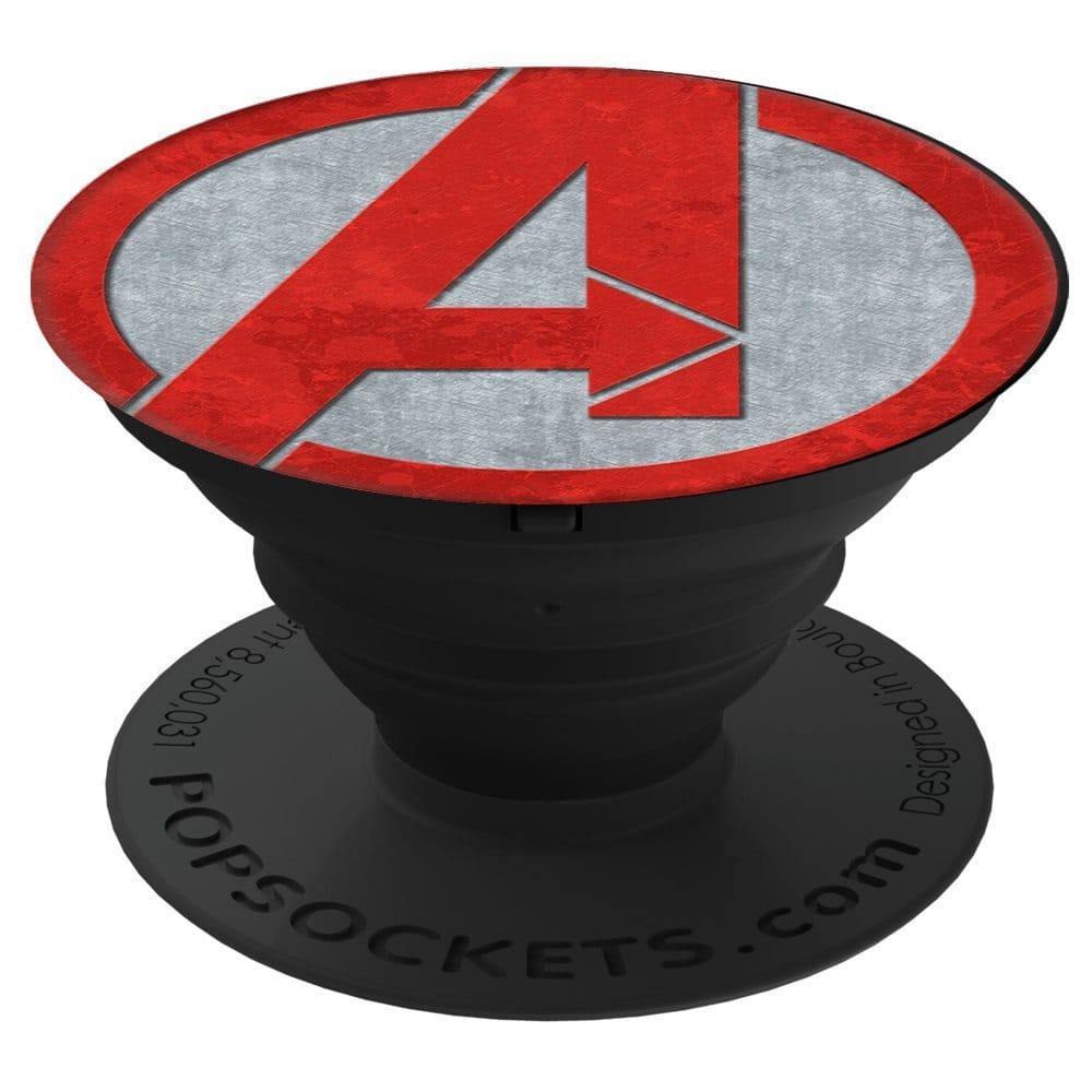 PopSockets- Collapsible Grip & Stand for Phones and Tablets - Avengers Icon