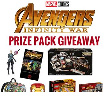 Ultimate Avengers Infinity War Giveaway
