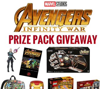 Ultimate Avengers Infinity War Giveaway