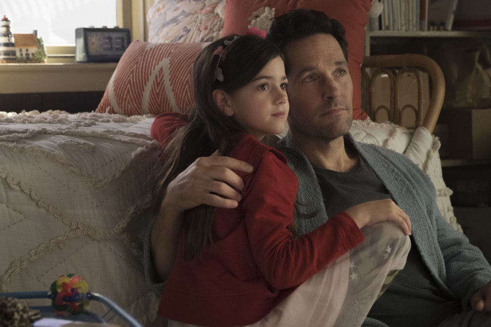 Ant-Man and the Wasp -Cassie and Scott