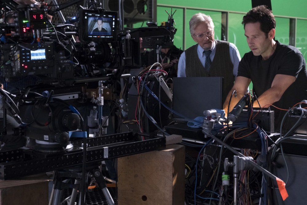 Paul Rudd Interview - Ant-Man and the Wasp Set Visit