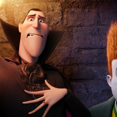 Double Feature Hotel Transylvania DVD Giveaway