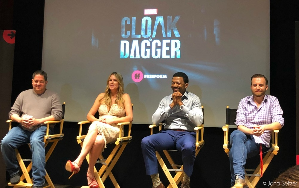 Fun Facts about Marvel's Cloak and Dagger - interviews