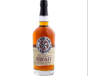 texas ranger whiskey
