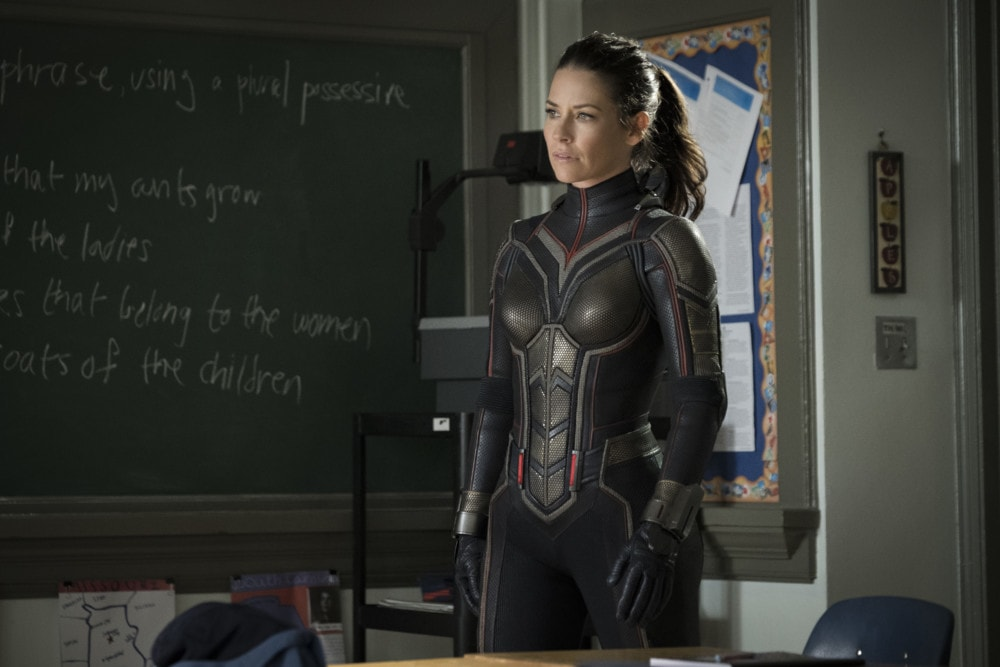 Evangeline Lilly Talks Equality in Ant-Man and the Wasp