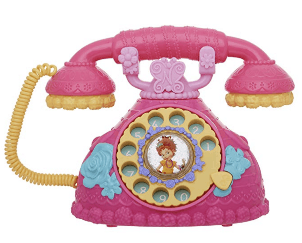 Fancy Nancy Fancy French Phone,