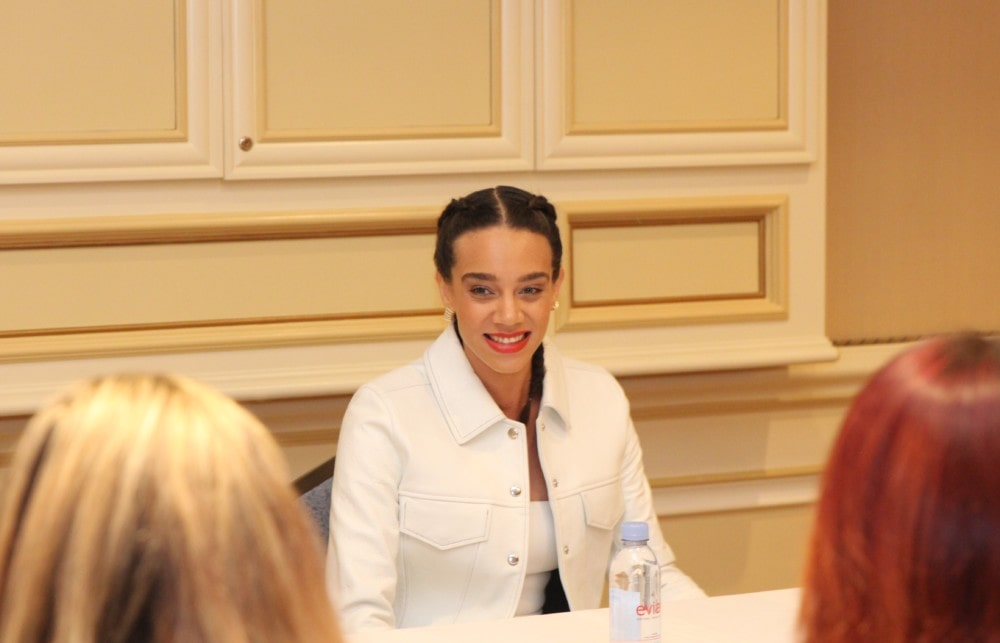 Hannah John-Kamen interview