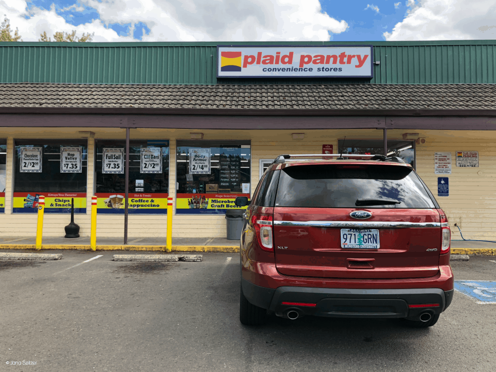 Best Road Trip Tips convenience store
