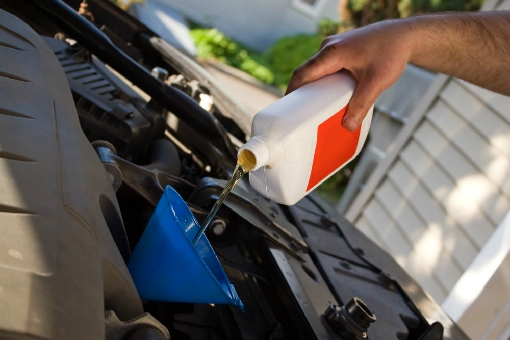 Best Road Trip Tips oil change