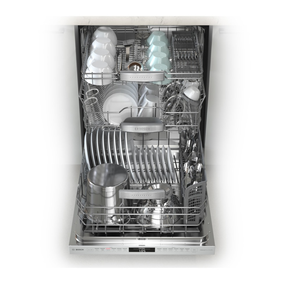 What Makes Bosch the World's #1 Dishwasher Brand - Bosch Dishwasher