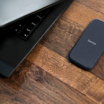 Protect Your Data with SanDisk – Extreme 1TB External USB