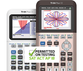 texas instruments TI 84graphic calculator