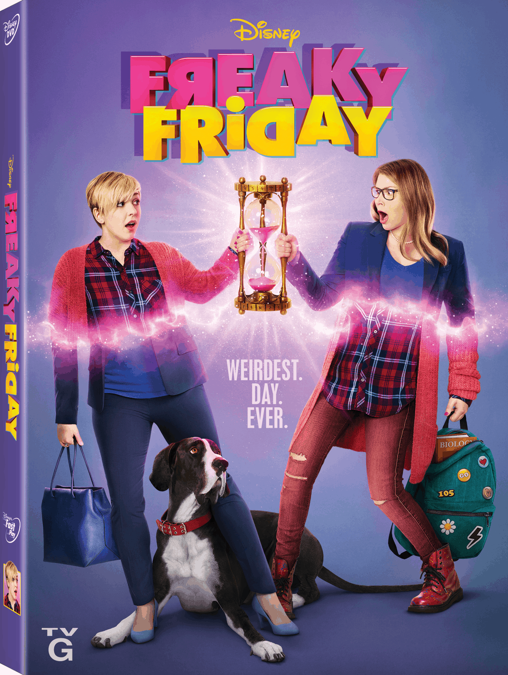 Freaky Friday: A New Musical on Disney DVD