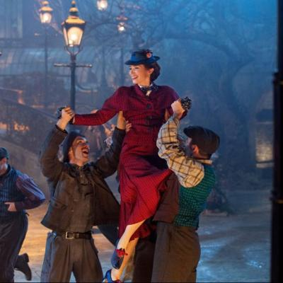 5 Reasons to See Mary Poppins Returns