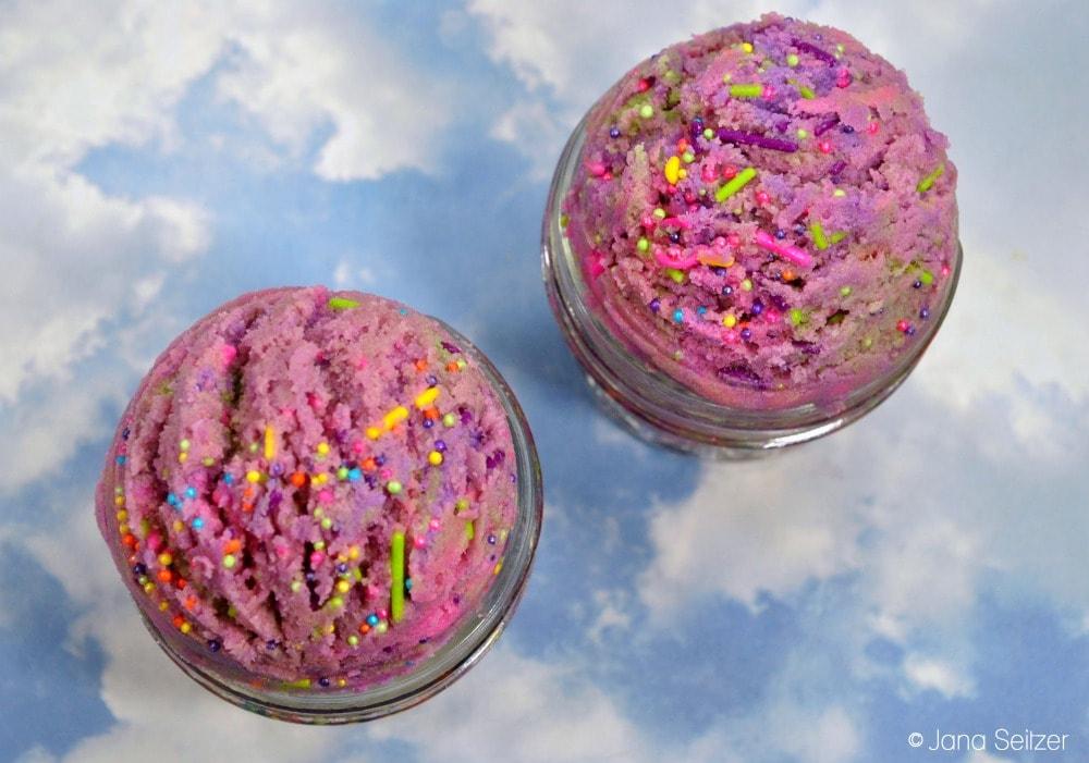 Edible Unicorn Cookie Dough