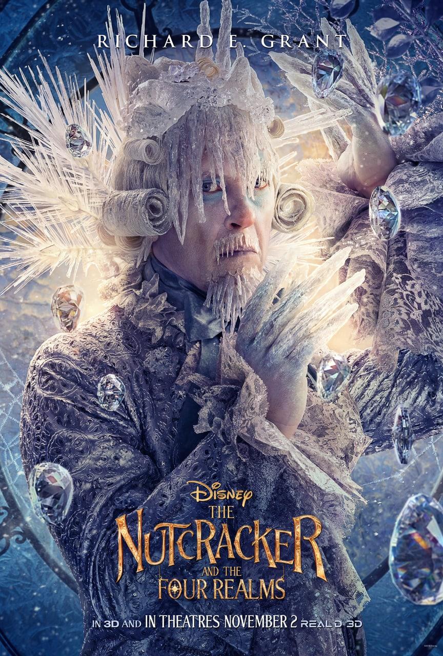 Disney'sTheNutcrackerand the Four Realms - Shiver poster