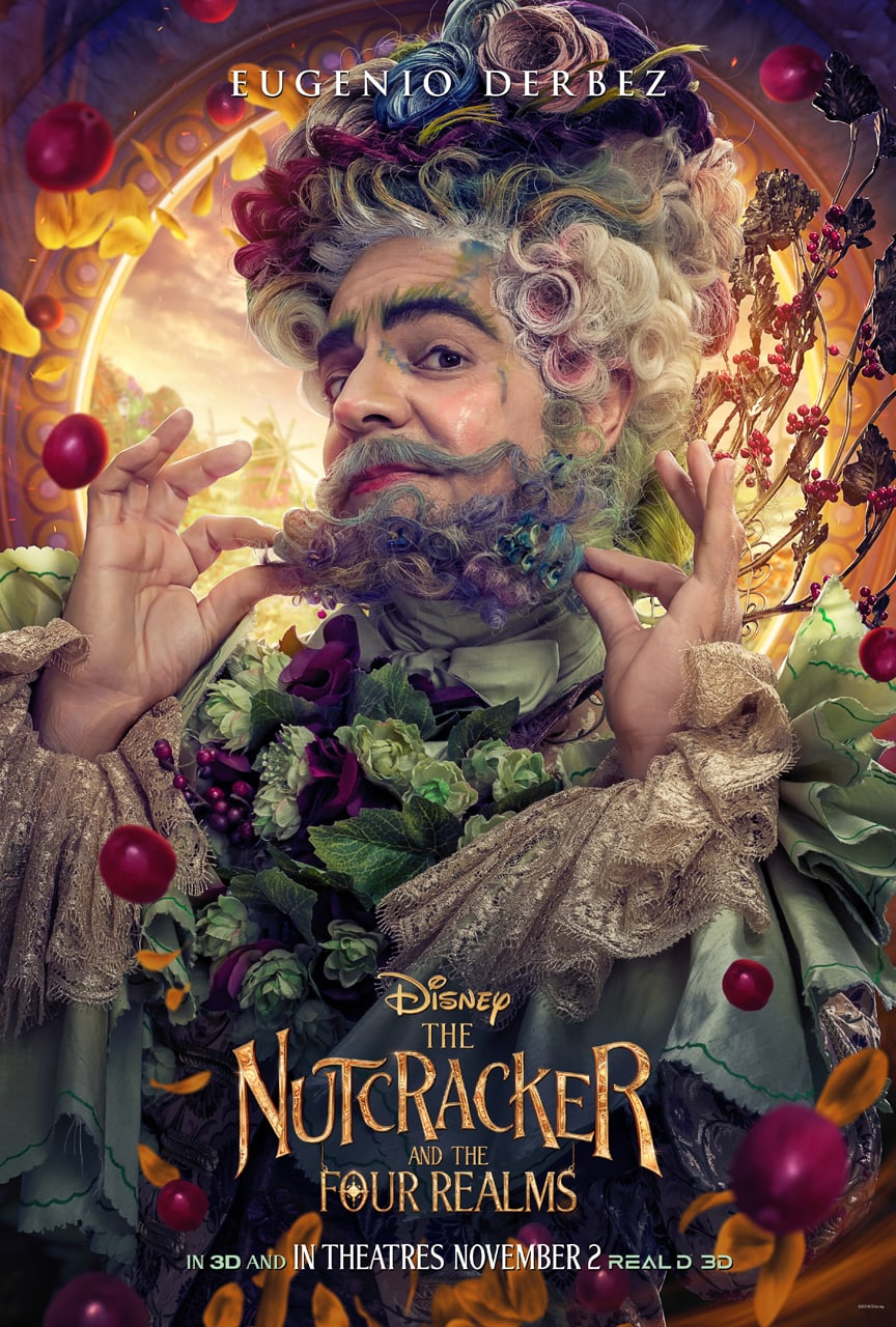 Disney's The Nutcracker and the Four Realms - Hawthorn poster